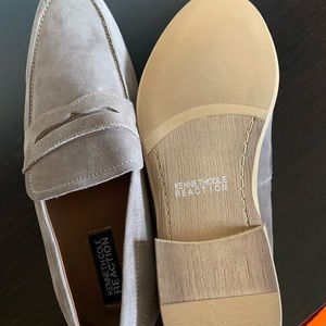 Kenneth Cole men suede shoes